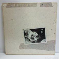 Discos de vinil: FLEETWOOD MAC, TUSK (WARNER 1979 GERMANY) CON LOS 4 ENCARTES. Lote 236756890