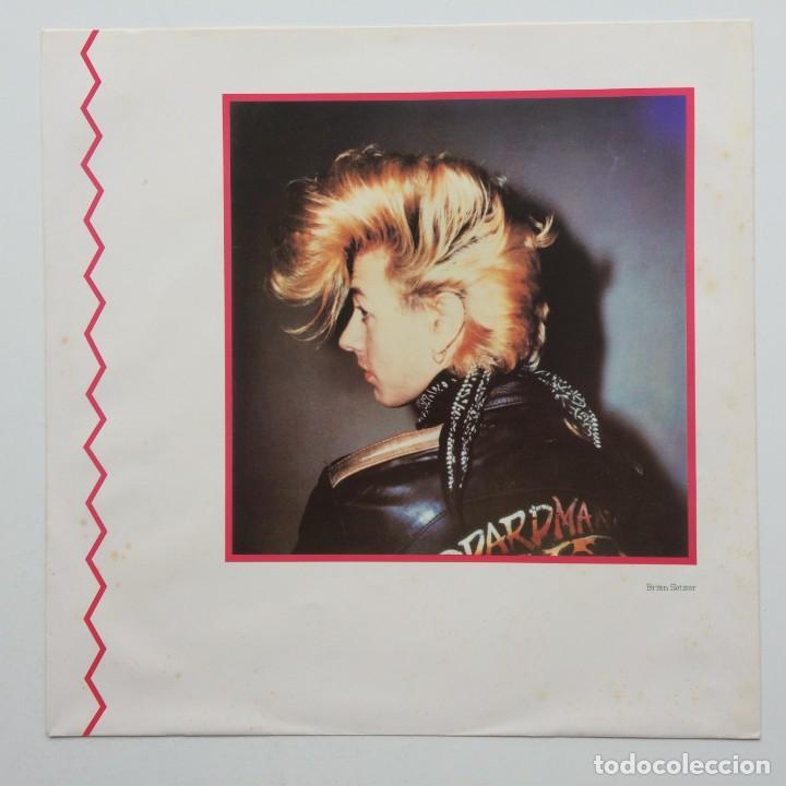 Discos de vinilo: Stray Cats – Stray Cats Japan,1981 Arista - Foto 4 - 236757425