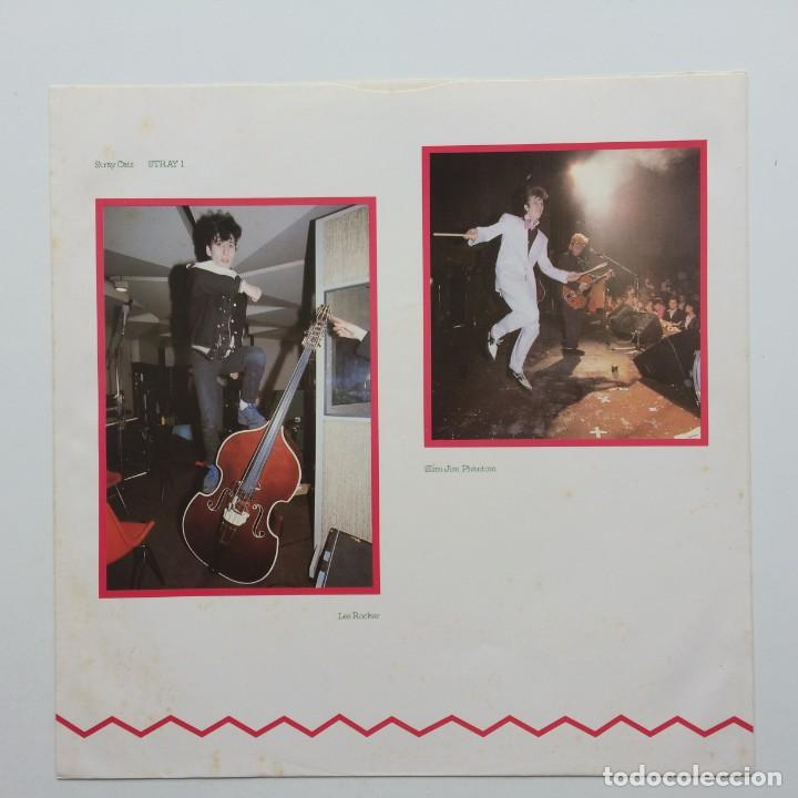 Discos de vinilo: Stray Cats – Stray Cats Japan,1981 Arista - Foto 5 - 236757425