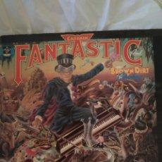 Discos de vinilo: ELTON JOHN. FANTASTIC. LP. Lote 236757635