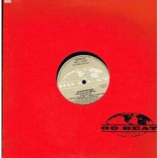 Discos de vinilo: SHEER BRONZE FEATURING LISA MILLET - WALKIN' ON - MAXI SINGLE 1992. Lote 236758785