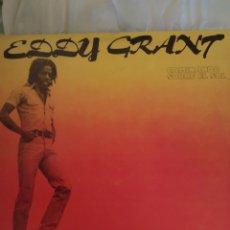 Discos de vinilo: EDDY GRANT. CAMINANDO SOBRE EL SOL. LP.. Lote 236759035