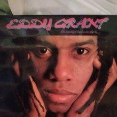 Discos de vinilo: EDDY GRANT. NO CONSIGO BASTANTE DE TI. LP. Lote 236762110