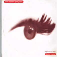 Discos de vinilo: THE REESE PROJECT - DIRECT ME - MAXI SINGLE 1995 - ED. UK. Lote 236765360