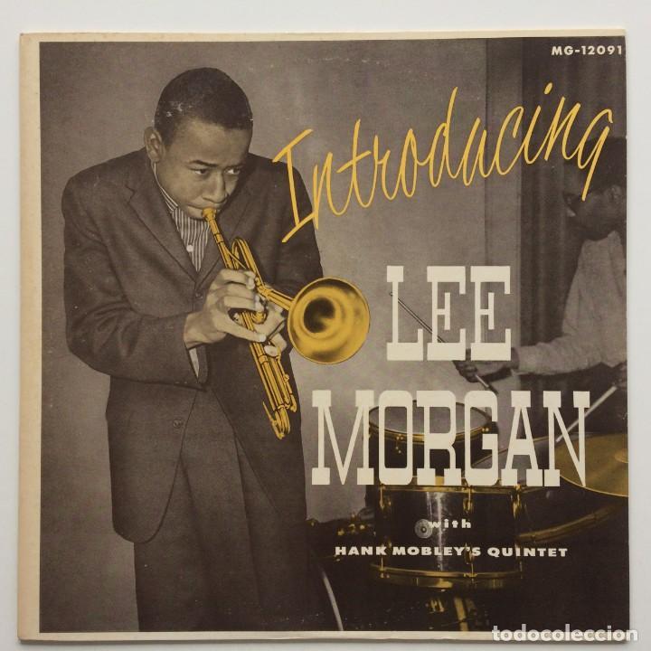 Discos de vinilo: Lee Morgan With Hank Mobleys Quintet – Introducing Lee Morgan Japan,1981 Arista - Foto 2 - 236766865
