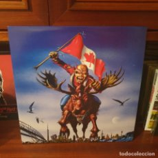 Discos de vinilo: IRON MAIDEN / GHOST OF CANADA / NOT ON LABEL 2013. Lote 236774185