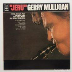 Discos de vinilo: GERRY MULLIGAN – JERU JAPAN,1974 CBS/SONY. Lote 236775760