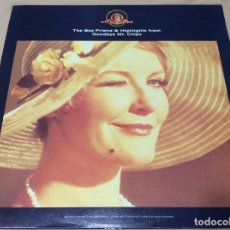 Discos de vinilo: THE BOY FRIEND & HIGHLIGHTS FROM GOODBYE MR. CHIPS.. Lote 236780410