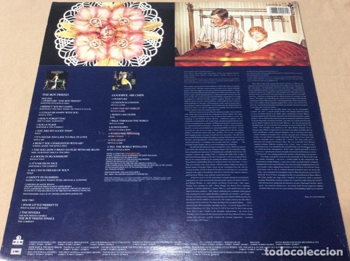 Discos de vinilo: The boy friend & highlights from goodbye mr. Chips. - Foto 2 - 236780410