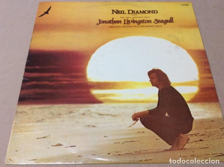 NEIL DIAMOND THE HALL BARTLETT FILM - JONATHAN LIVINGSTON SEAGULL-1973-CIRCULO DE LECTORES (Música - Discos - LP Vinilo - Bandas Sonoras y Música de Actores )
