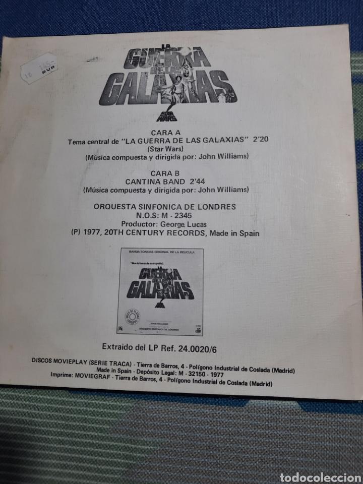 Discos de vinilo: Star wars. Banda sonora - Foto 2 - 236787000