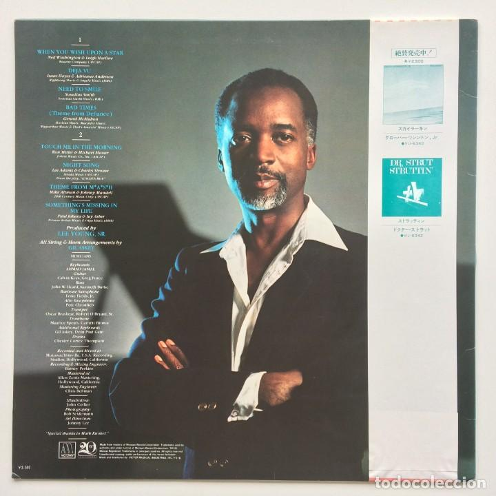 Discos de vinilo: Ahmad Jamal ‎– Night Song Japan,1971 Motown - Foto 2 - 236787735