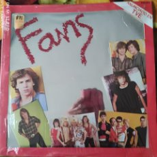 Discos de vinilo: FANS (1979-1980). Lote 236788670