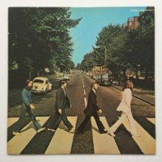 Discos de vinilo: THE BEATLES – ABBEY ROAD JAPAN,1976 APPLE RECORDS. Lote 236790200