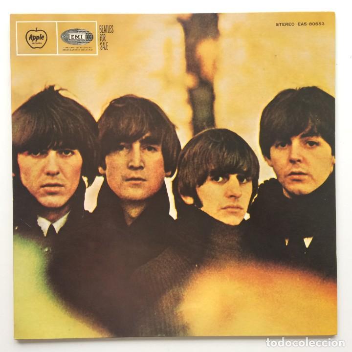 THE BEATLES – BEATLES FOR SALE JAPAN,1976 APPLE RECORDS (Música - Discos - LP Vinilo - Pop - Rock - Internacional de los 70)