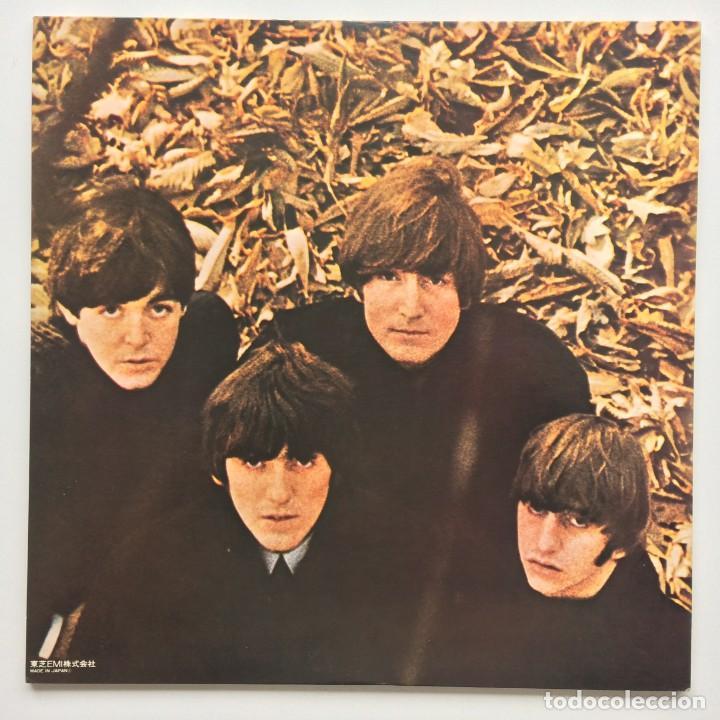Discos de vinilo: The Beatles – Beatles For Sale Japan,1976 Apple Records - Foto 2 - 236793550