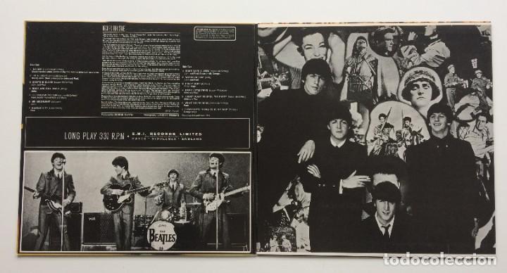 Discos de vinilo: The Beatles – Beatles For Sale Japan,1976 Apple Records - Foto 3 - 236793550