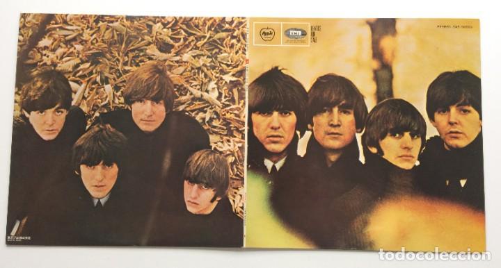 Discos de vinilo: The Beatles – Beatles For Sale Japan,1976 Apple Records - Foto 4 - 236793550