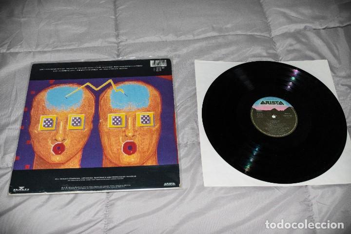 Discos de vinilo: VANGELIS - DIRECT - 1988 - ESPAÑA - VG+/VG+ - Foto 2 - 236801075