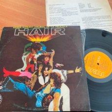 Discos de vinilo: HAIR B.S.O. 2 X LP ESPAÑA GAT (B-19). Lote 236801875