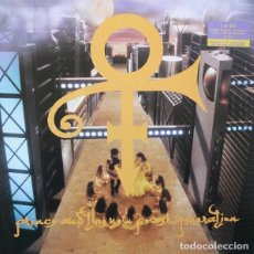 Disques de vinyle: PRINCE AND THE NEW POWER GENERATION. Lote 236802590