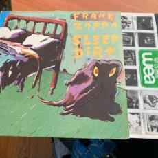 Discos de vinilo: FRANK ZAPPA (SLEEP DIRT) LP (B-19). Lote 236802865
