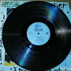 Discos de vinilo: LOTE 2 DISCOS POP/POP-ROCK. PLAZA - HI - DE - HO Y EYE WONDER-THE APPLES. Lote 236812480