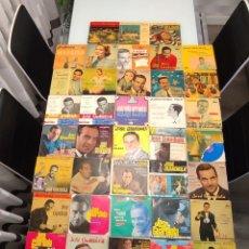 Discos de vinilo: LOTE JOSE GUARDIOLA 43 EPS DISCOS. AÑOS 60/70. Lote 236818940