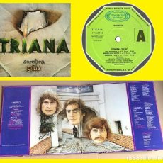 Discos de vinilo: TRIANA, SOMBRA Y LUZ 79 - ORG EDT 1º PRESS SPAIN MOVIEPLAY, DOBLE CARPETA, TODO IMPECABLE. Lote 236819590