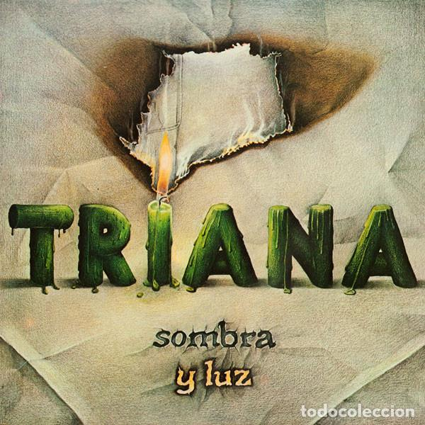 Discos de vinilo: TRIANA, sombra y luz 79 - ORG EDT 1º PRESS spain MOVIEPLAY, doble carpeta, todo impecable - Foto 3 - 236819590