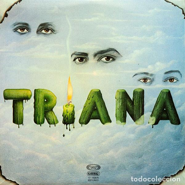 Discos de vinilo: TRIANA, sombra y luz 79 - ORG EDT 1º PRESS spain MOVIEPLAY, doble carpeta, todo impecable - Foto 6 - 236819590