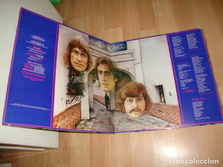 Discos de vinilo: TRIANA, sombra y luz 79 - ORG EDT 1º PRESS spain MOVIEPLAY, doble carpeta, todo impecable - Foto 2 - 236819590