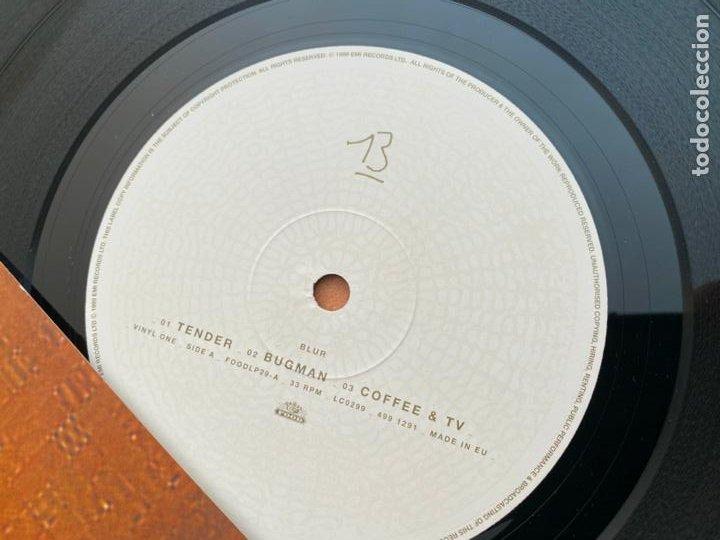 Discos de vinilo: BLUR (13) 2 x LP FOODLP29 (B-19) - Foto 2 - 236828480