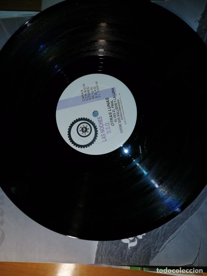 Discos de vinilo: Lote 2 disco SYNTH-POP. OTRAS LUNAS – LAS NOCHES D.S.O. y ROGER CHRISTIAN – TAKE IT FROM ME - Foto 4 - 236834300