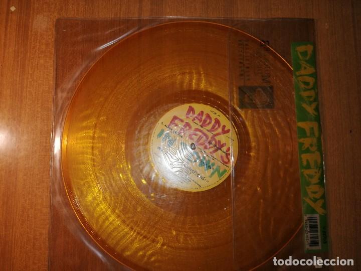 Discos de vinilo: Lote 2 disco Rap/Hip Hop. DADDY FREDDY – DADDY FREDDYS IN TOWN y MC SKAT AND THE STRAY MOB KAT - Foto 3 - 236836690