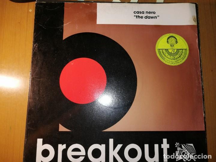 """Discos de vinilo: Lote 2 disco Rap/Hip Hop. PUNCHY ANDERSON """"I NEED THE GREEN"""" y BREAKOUT, CASA NERO""""THE DAWN"""" - Foto 3 - 236836865"""