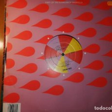 Discos de vinilo: LOTE 2 DISCO ELECTRONIC DB-MAC –RAVE OUT / MAC-ATTACK Y SYDNEY FRESH – MOVE YOUR BODY. Lote 236837485