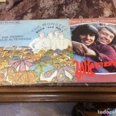 Discos de vinil: MONKEES - LOTE DE DOS SINGLES. Lote 236837560