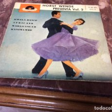 Discos de vinil: HORST WENDE - GUITARRA ELECTRICA. Lote 236837600