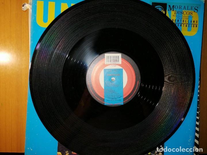 Discos de vinilo: Lote 2 disco Italo dance. VINEGAR–GET BUSY y D.F.B.* FEATURING WALTER BARBARIA –NESSUN DORMA - Foto 4 - 236838030