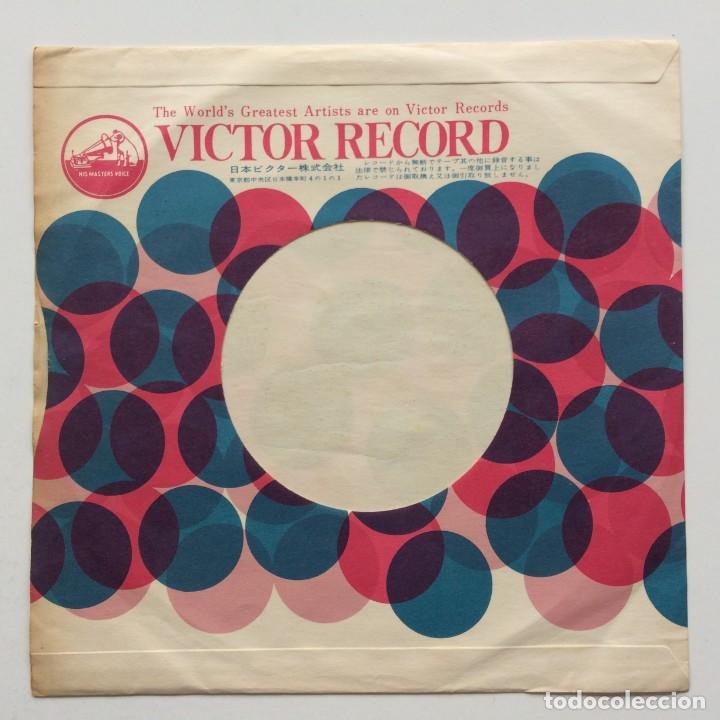 Discos de vinilo: The Mamas & The Papas - California Dreamin / Somebody Groovy Japan,1965 - Foto 4 - 236844140
