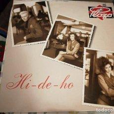 "Discos de vinilo: PLAZA - HI-DE-HO (12"") SELLO:SPITFIRE MUSIC CAT. Nº: SPX - 130. COMO NUEVO MINT / NEAR MINT. Lote 236846295"