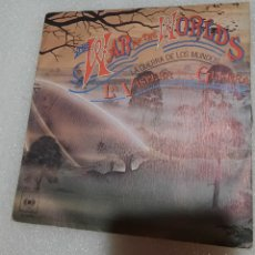 Discos de vinil: THE WAR OF THE WORLDS. LA GUERRA DE LOS MUNDOS. BSO. Lote 236856800