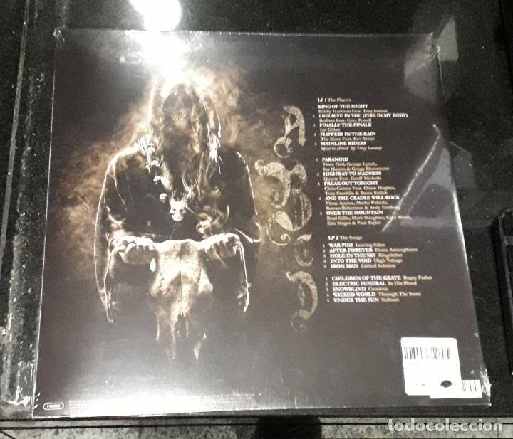 Discos de vinilo: musica lp heavy many faces black sabbath doble precintado ed limitada - Foto 2 - 236861385