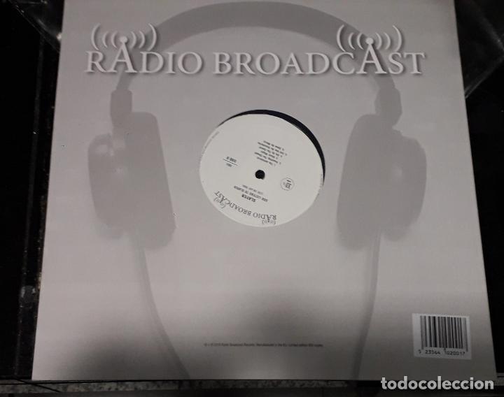 Discos de vinilo: musica lp heavy slayer god listens to slayer conciertos radio live on air 1984 - Foto 3 - 236861765