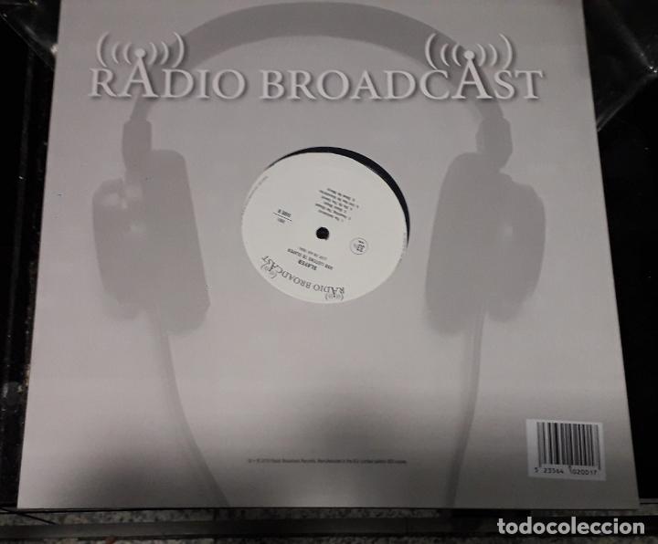 Discos de vinilo: musica lp heavy slayer god listens to slayer conciertos radio live on air 1984 - Foto 5 - 236861765