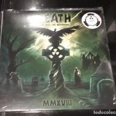 Discos de vinilo: MUSICA LP HEAVY DEATH IS JUST THE BEGINNING MMXXVIII POSSESSED INMOLATION DECAPITATED CARCASS BRUJER. Lote 236862045
