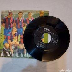 Discos de vinilo: SINGLE DEL BARÇA. Lote 236863570
