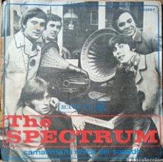 Discos de vinilo: SINGLE THE SPECTRUM. Lote 236868275