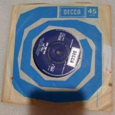 Discos de vinilo: TOM JONES - LOVE ME TONIGHT. EDICION UK. Lote 236871560
